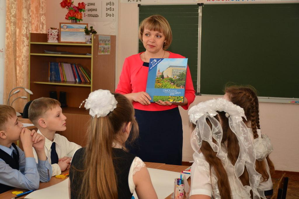 Проект «Что мы знаем о городе Омске?»
